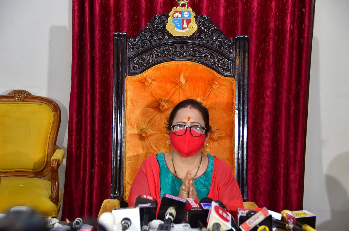 BMC polls will be conducted in January if COVID-19 situation is under control, says Mumbai Mayor Kishori Pednekar