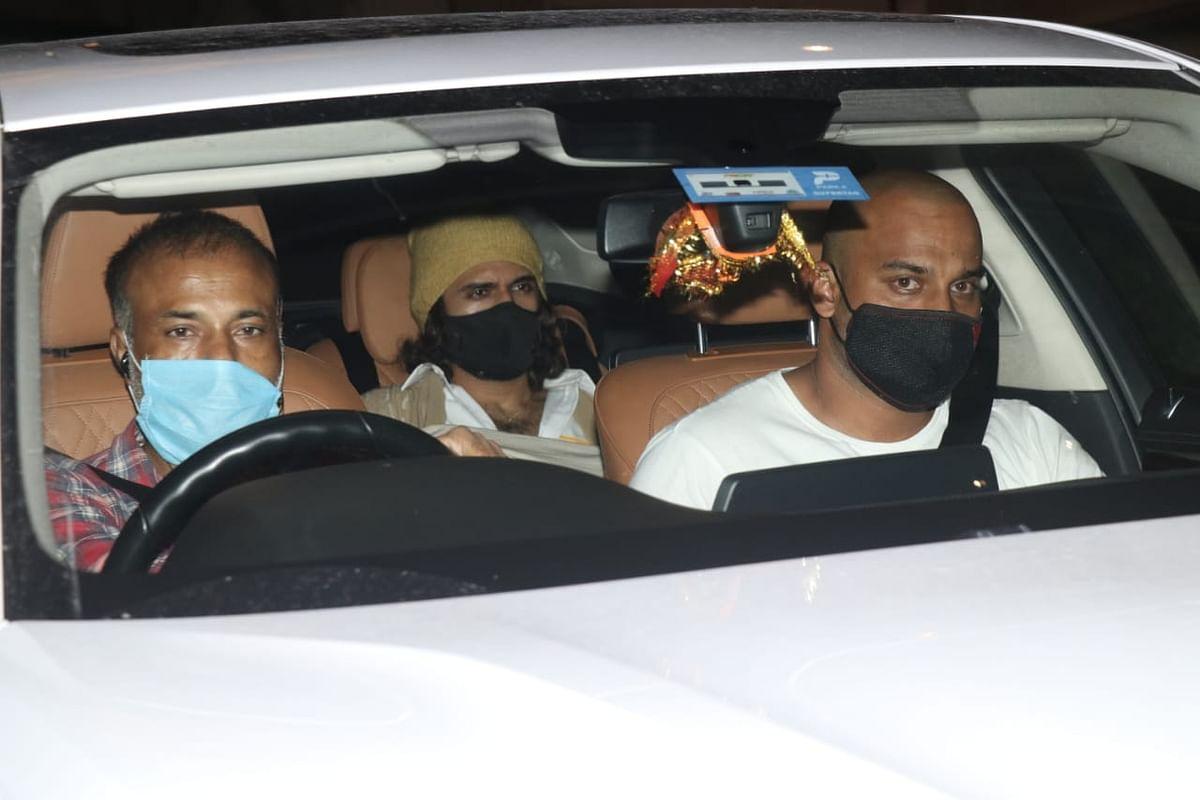 Arjun Kapoor Birthday Bash: Ranveer Singh, Alia Bhatt, Janhvi Kapoor in attendance – see pictures