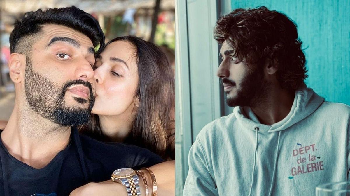 Malaika Arora turns photographer for beau Arjun Kapoor; actor says 'she makes me look good'