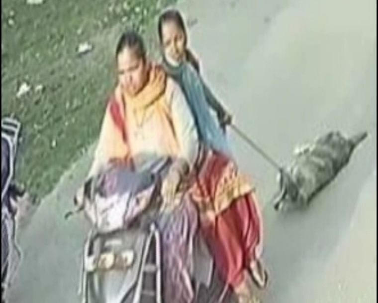 Punjab: Patiala police register case against women who dragged dog