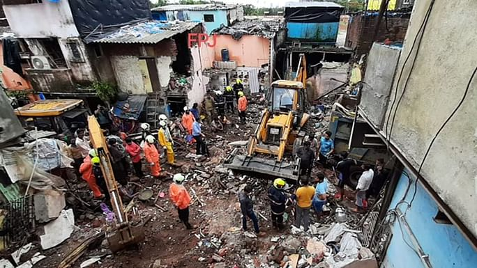 FPL Legal   Malad building collapse: Justice J P Devdhar requests time till June 28 to finish enquiry