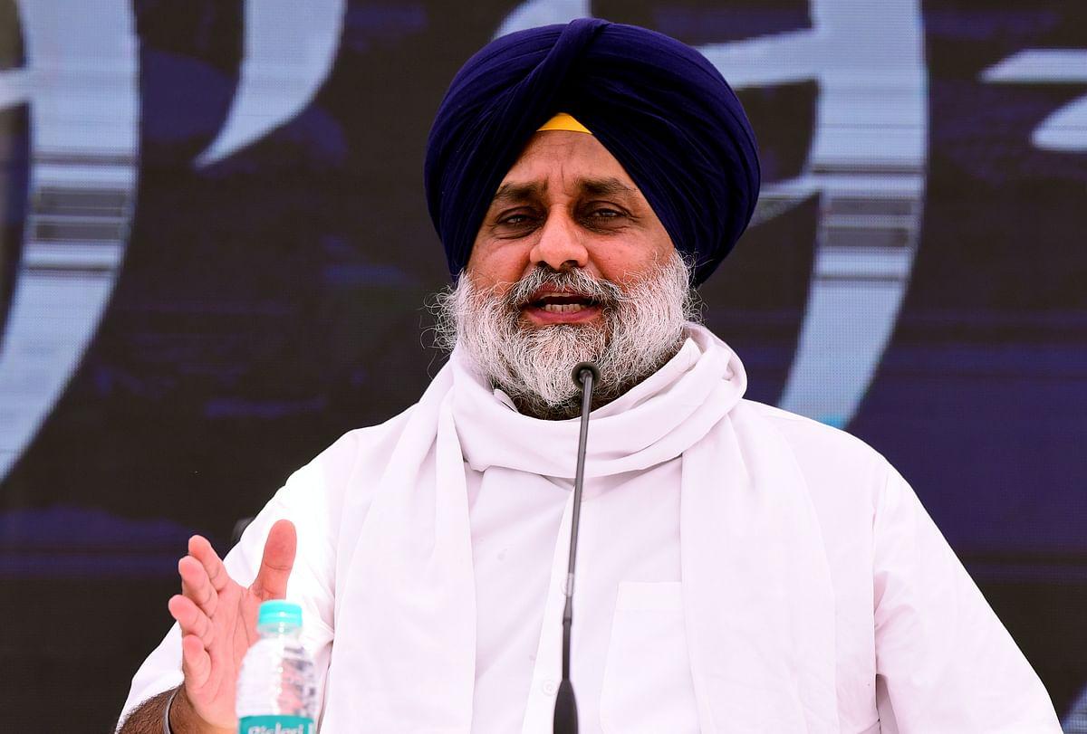2024 Lok Sabha polls: Regional parties should form national front to take on BJP, says SAD chief Sukhbir Singh Badal