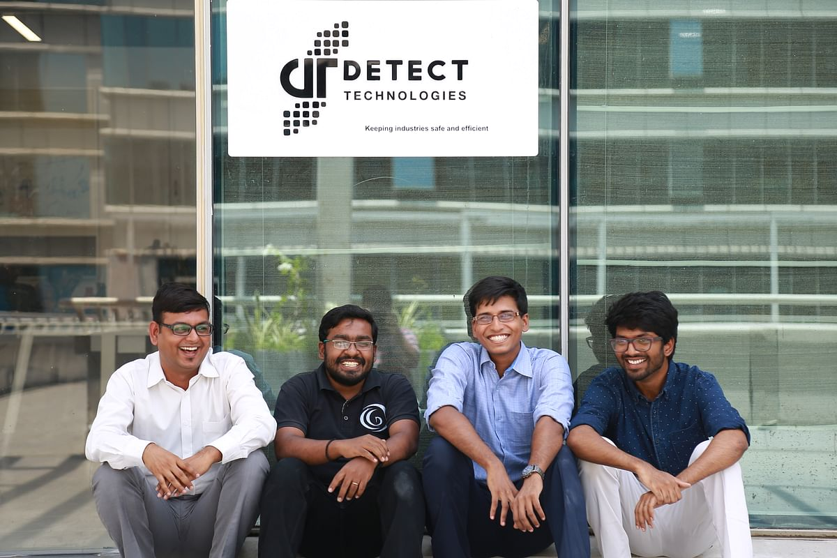 Team at Detect Technologies