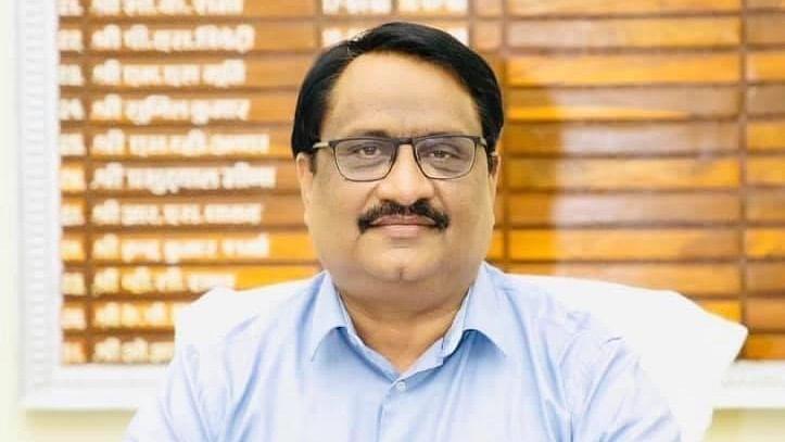 Collector Alok Kumar Singh