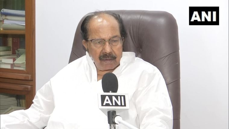 Jitin Prasada wanted to perpetuate casteist politics in UP: Congress leader Veerappa Moily