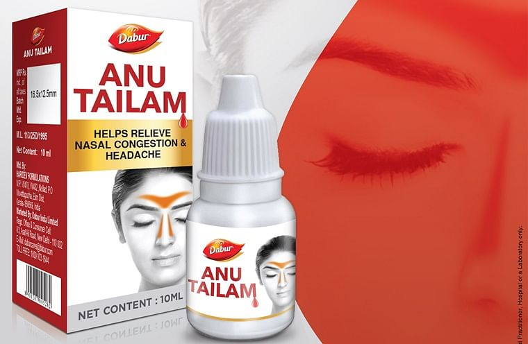 Dabur launches ayurvedic nasal drop for rapid, effective relief from headache and congestion