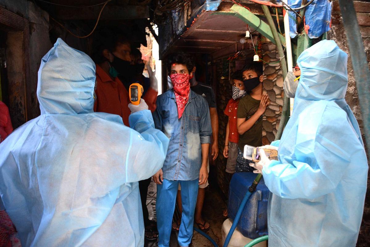 Mumbai: Delhi officials visit BMC to see Mumbai Model for COVID-19 management