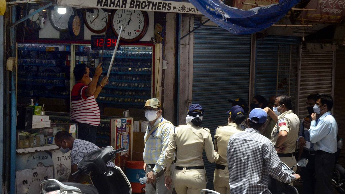 Unlock in Bhopal: Traders reach markets in confusion, hopes don't take long to fizzle out