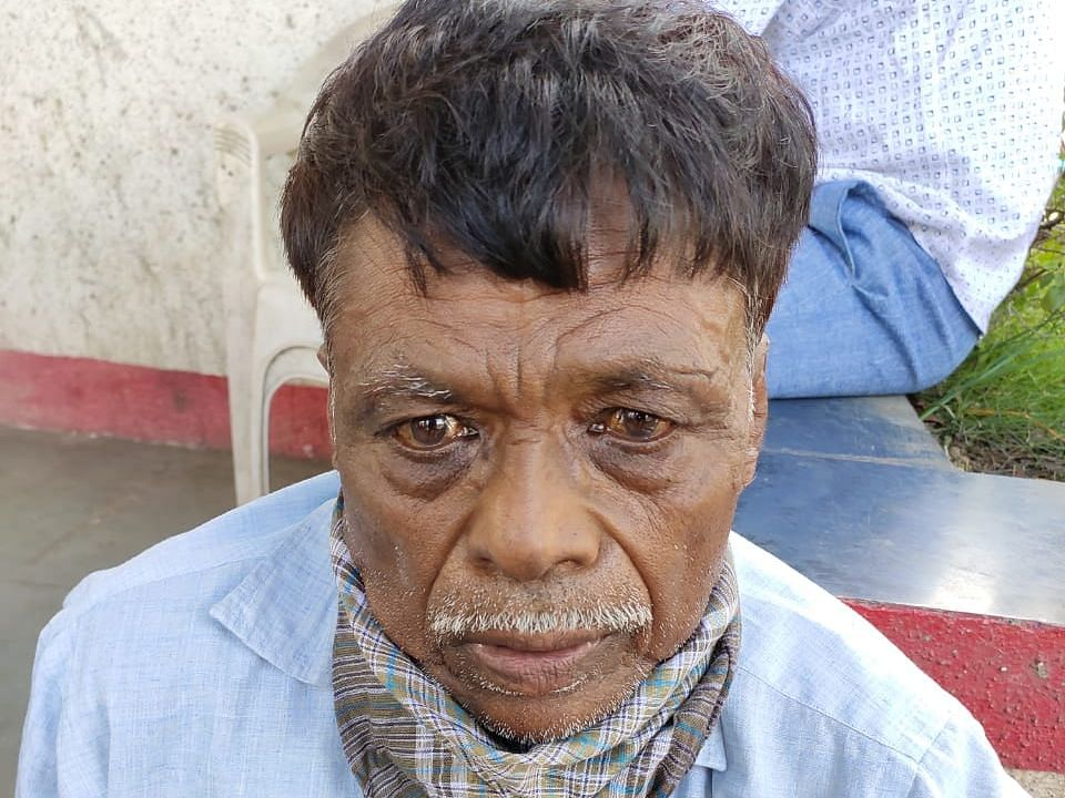 The accused Govind Kale, 70