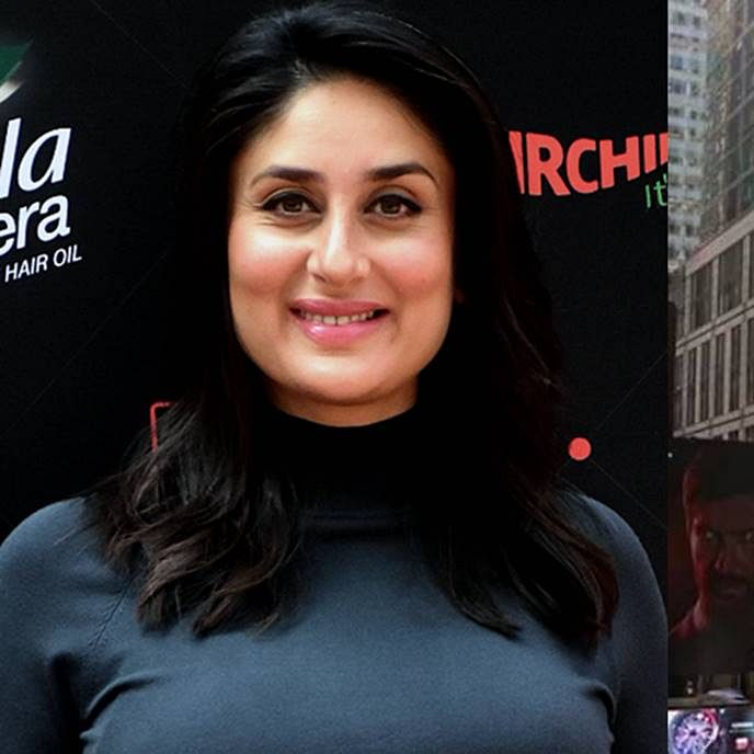 Watch Video: Kareena Kapoor Khan shines bright on a billboard at Times Square in New York City