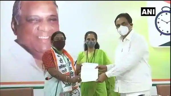 Priya Patil made NCP LGBT cell head