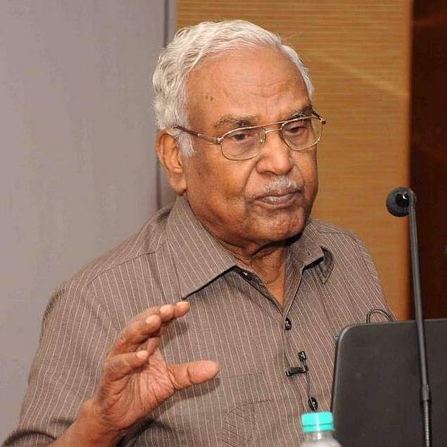 SRM Chancellor condoles the loss of educationist M. Anandakrishnan