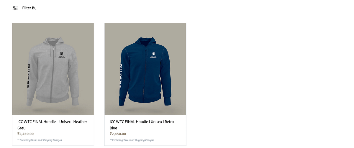 World Test Championship Final, IND vs NZ: Want to buy team jerseys and official merchandise? Deets inside