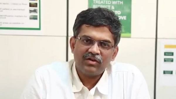 Karthik Jayaraman, CEO and Co-Founder