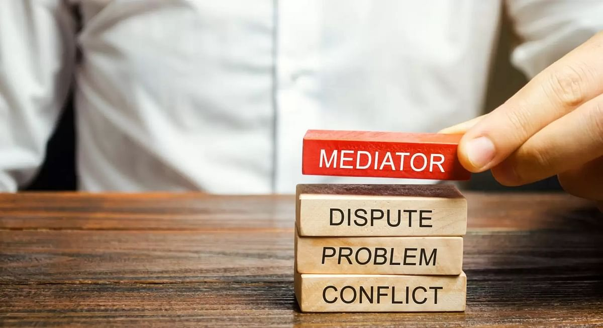 Mediation is a balm that soothes frayed nerves, writes T S Tijoriwala