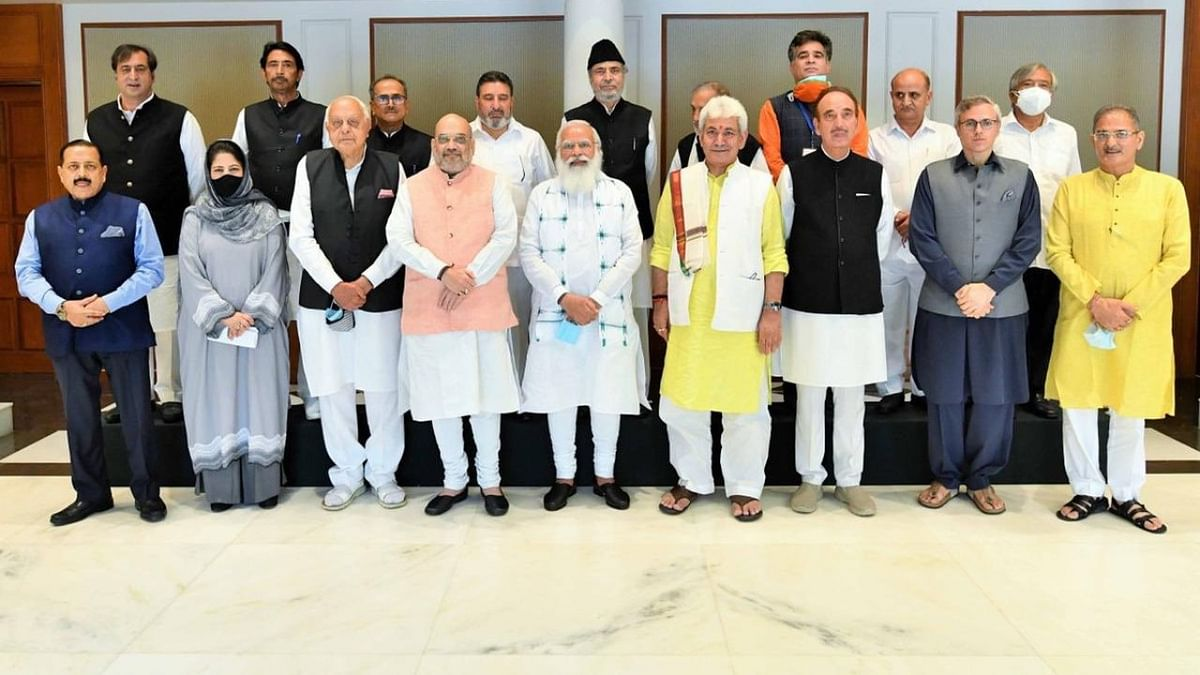 June 24 all-party meeting: PM Narendra Modi's Kashmir outreach  is a mixed bag of tangibles and not-so-tangibles, writes Shekhar Iyer