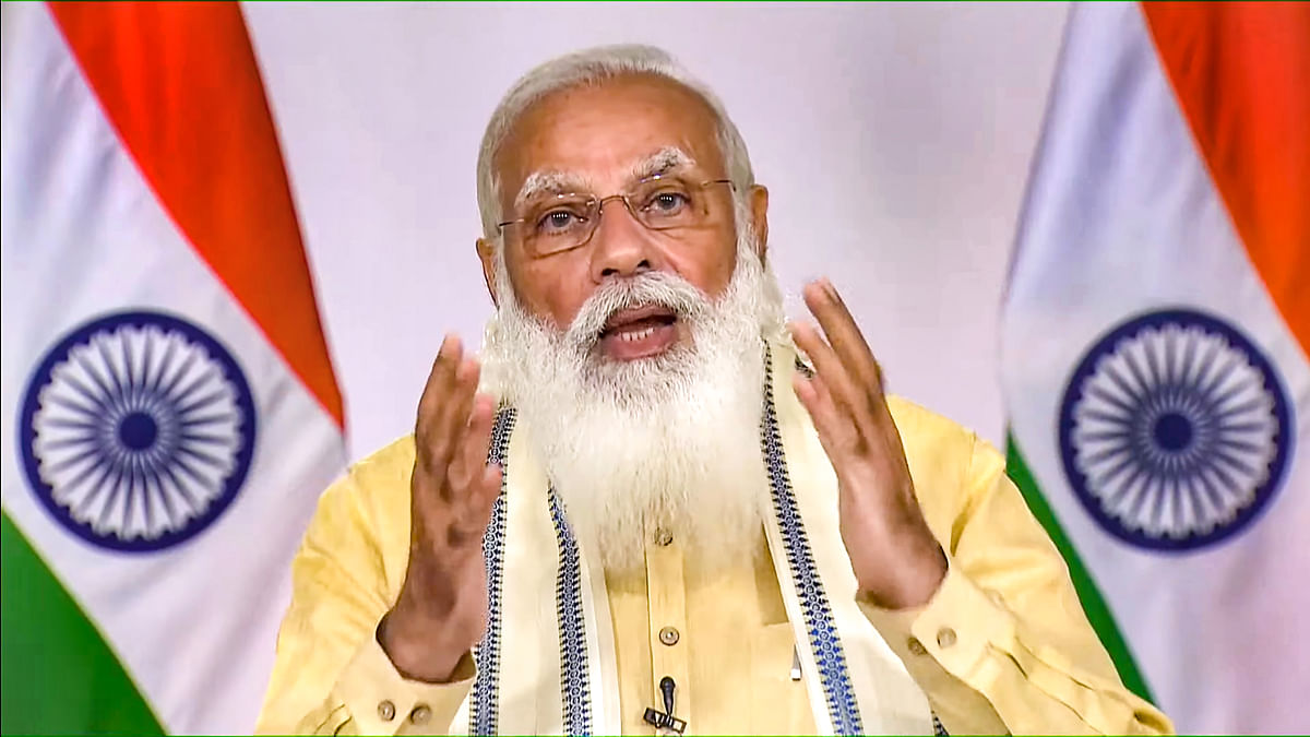 Aspirational Districts Programme aims to ensure all-round development, says PM Modi