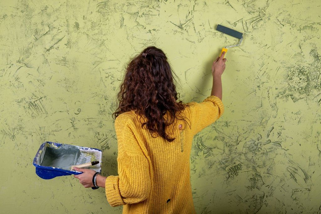 Do away with dampness on walls during monsoons