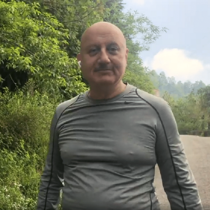 Watch: Man fails to recognise Anupam Kher in Himachal Pradesh; actor says, 'It was funnily heartbreaking'