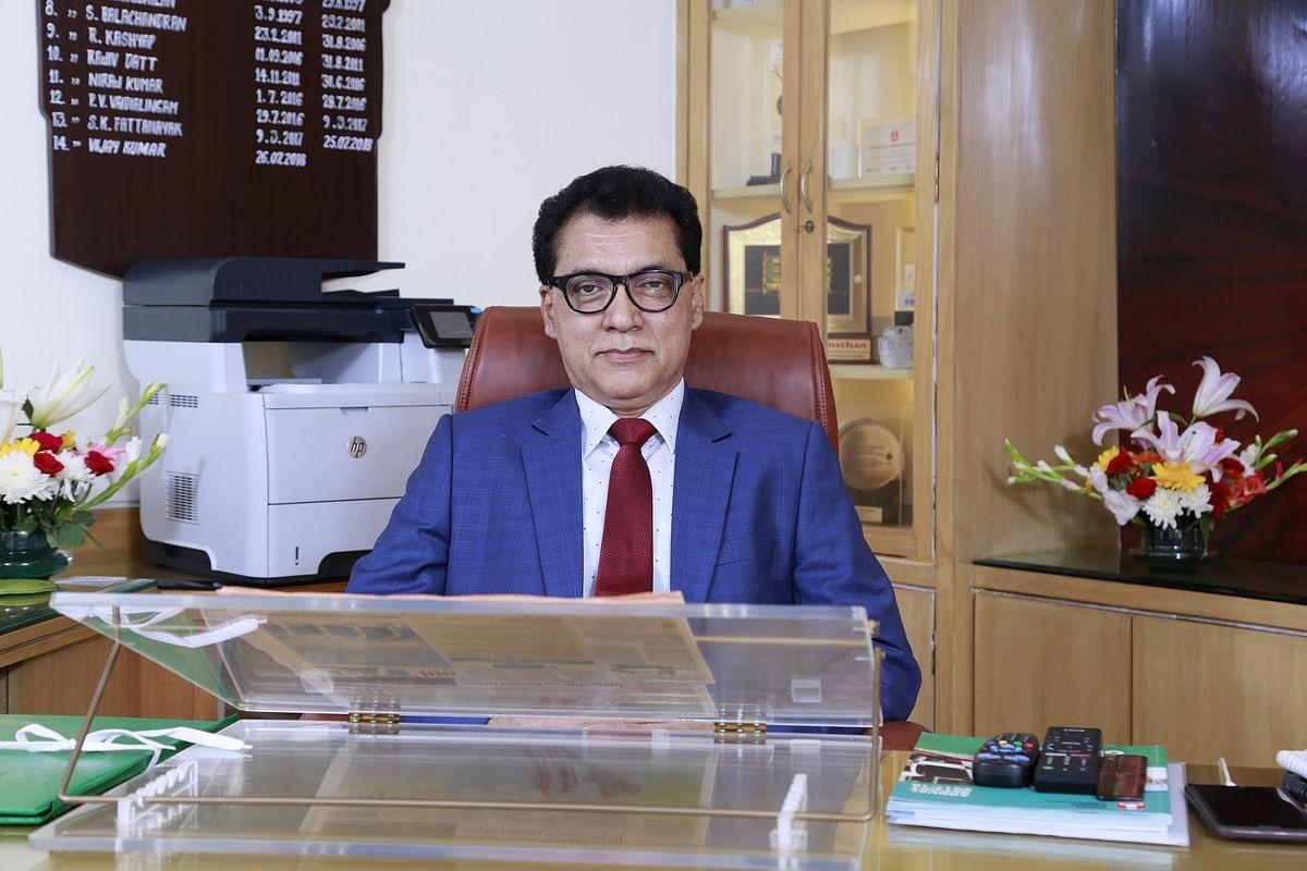 Amitabh Banerjee, Chairman and Managing Director, IRFC,