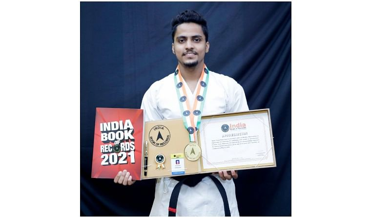 Mira Bhayander: Trained by auto-driver, Karate champ bags spot in India book of records