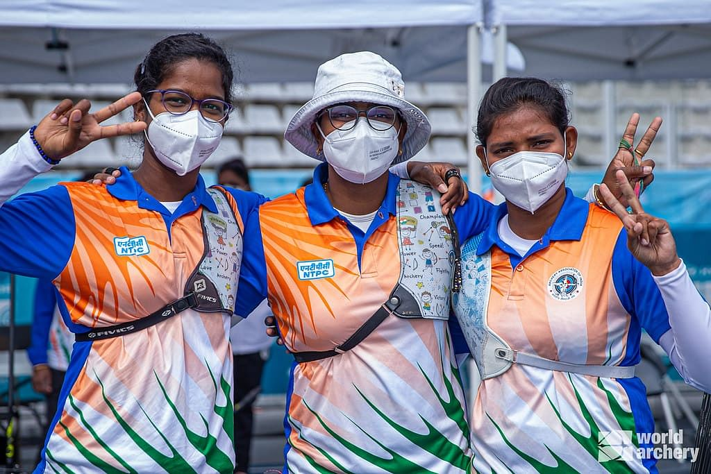 NTPC, the official supporting partner of Indian Archery team congratulates them for stellar performance