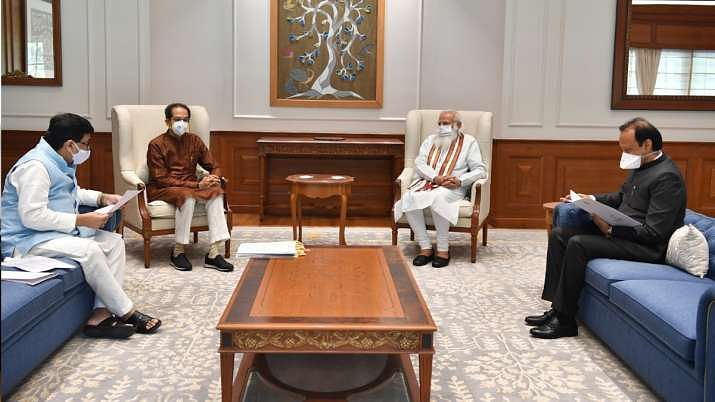 'CM's visit was not for political reasons' : Shiv Sena on Uddhav Thackeray-PM Modi meeting, says 'values personal relations