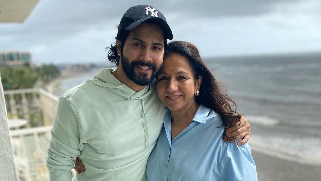 Varun Dhawan shares adorable post on mom's birthday; Katrina Kaif, Malaika Arora send love for 'Lali Maa'