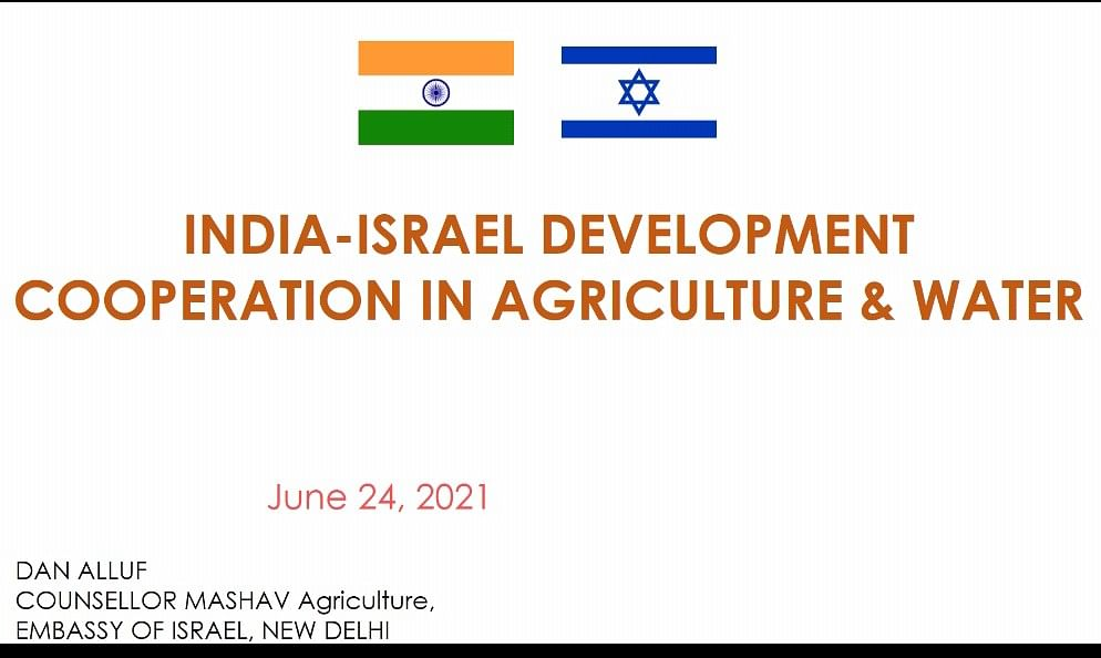 Israel examining ground to set up 3rd CoE in Madhya Pradesh, two Agriculture Centre of Excellence are in the pipeline