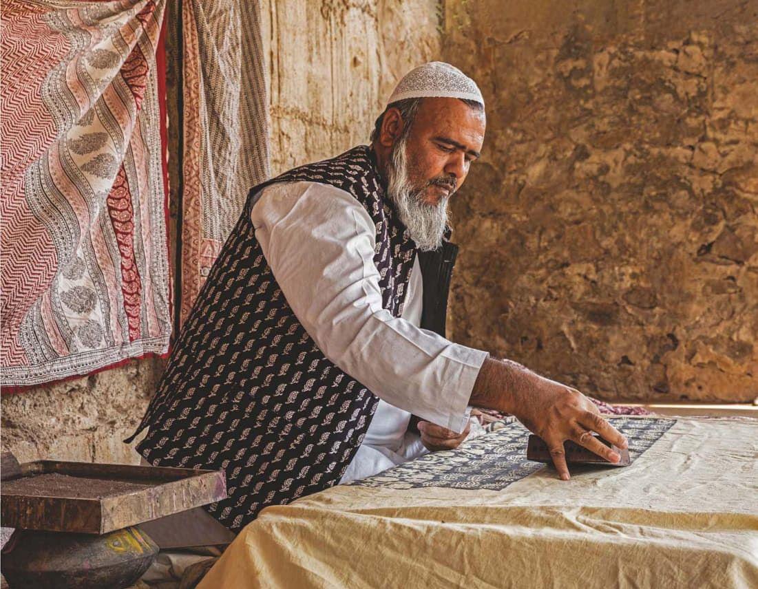 File photo of an artisan
