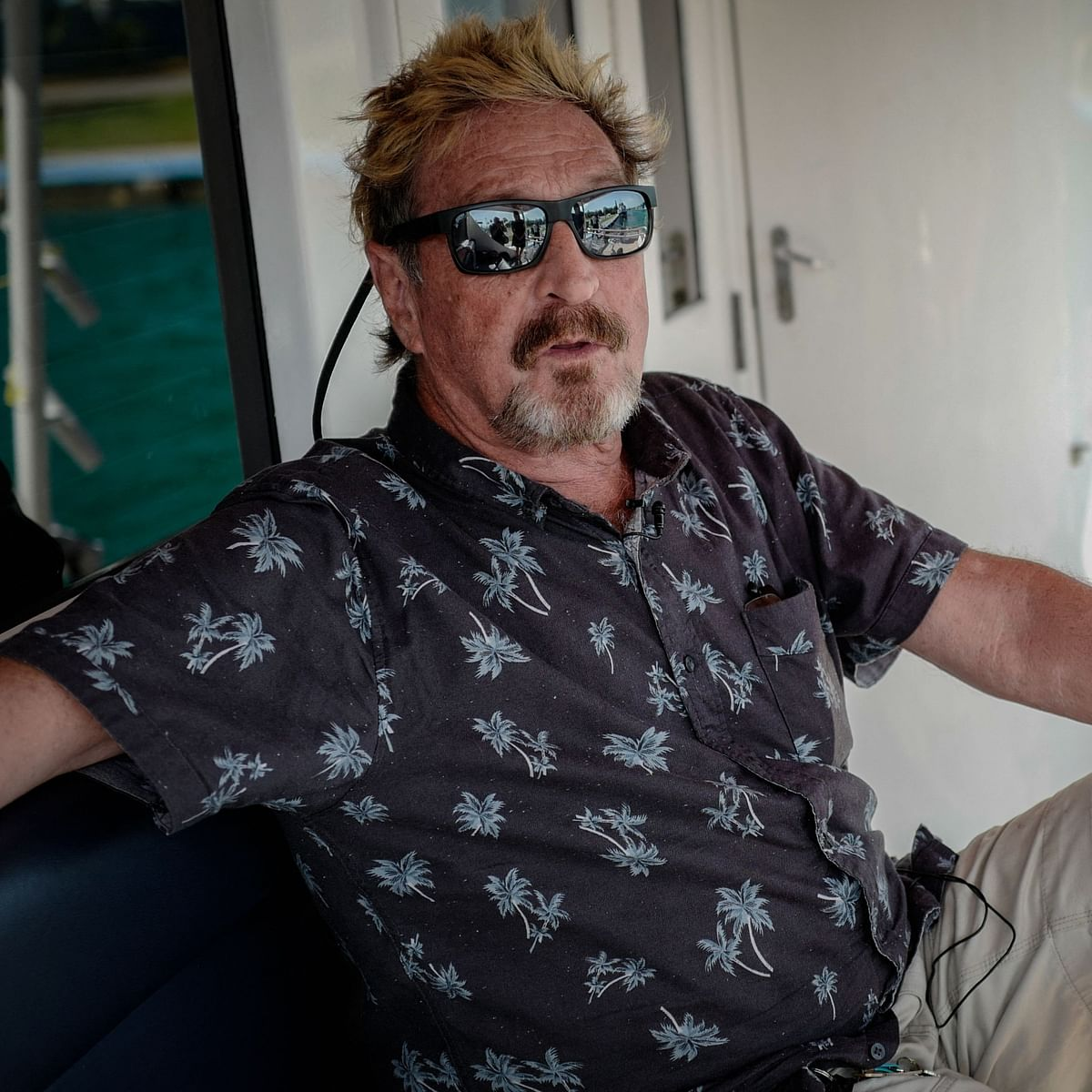 Antivirus creator John McAfee found dead in prison after Spanish court allows extradition to US