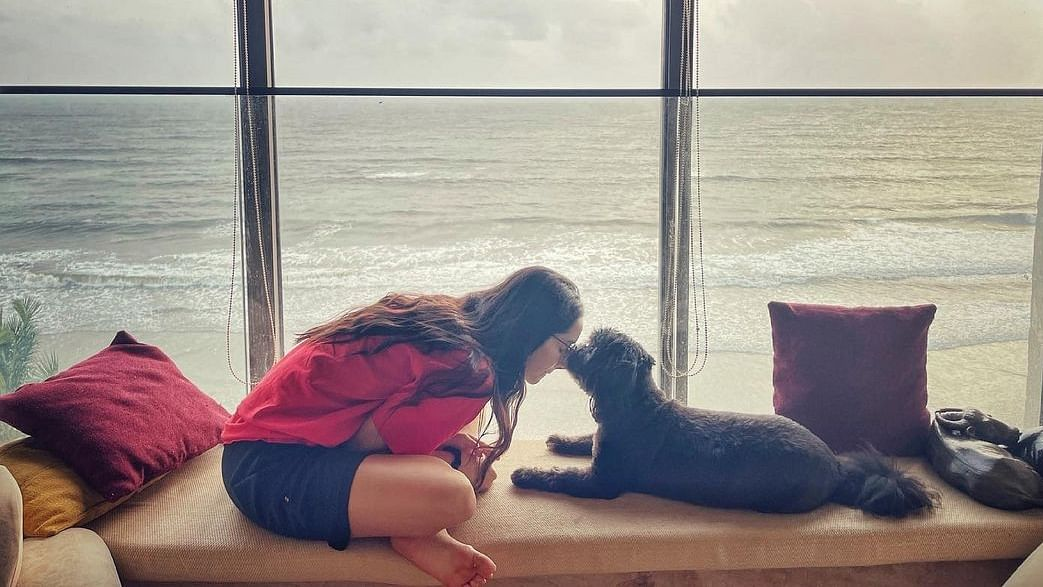 Pics: Step inside Shraddha Kapoor's seaside home in Mumbai that comes with a breathtaking view