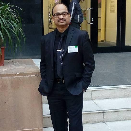 UK Jha, chairperson Indore Sahodaya Complex of CBSE schools
