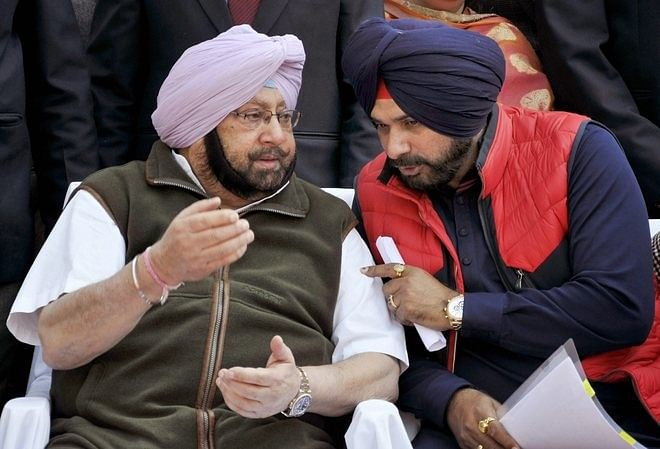 No summons to Sidhu: Kharge