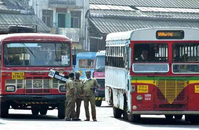 Maharashtra: BEST to pay Rs 2 crore to MSRTC for lockdown service