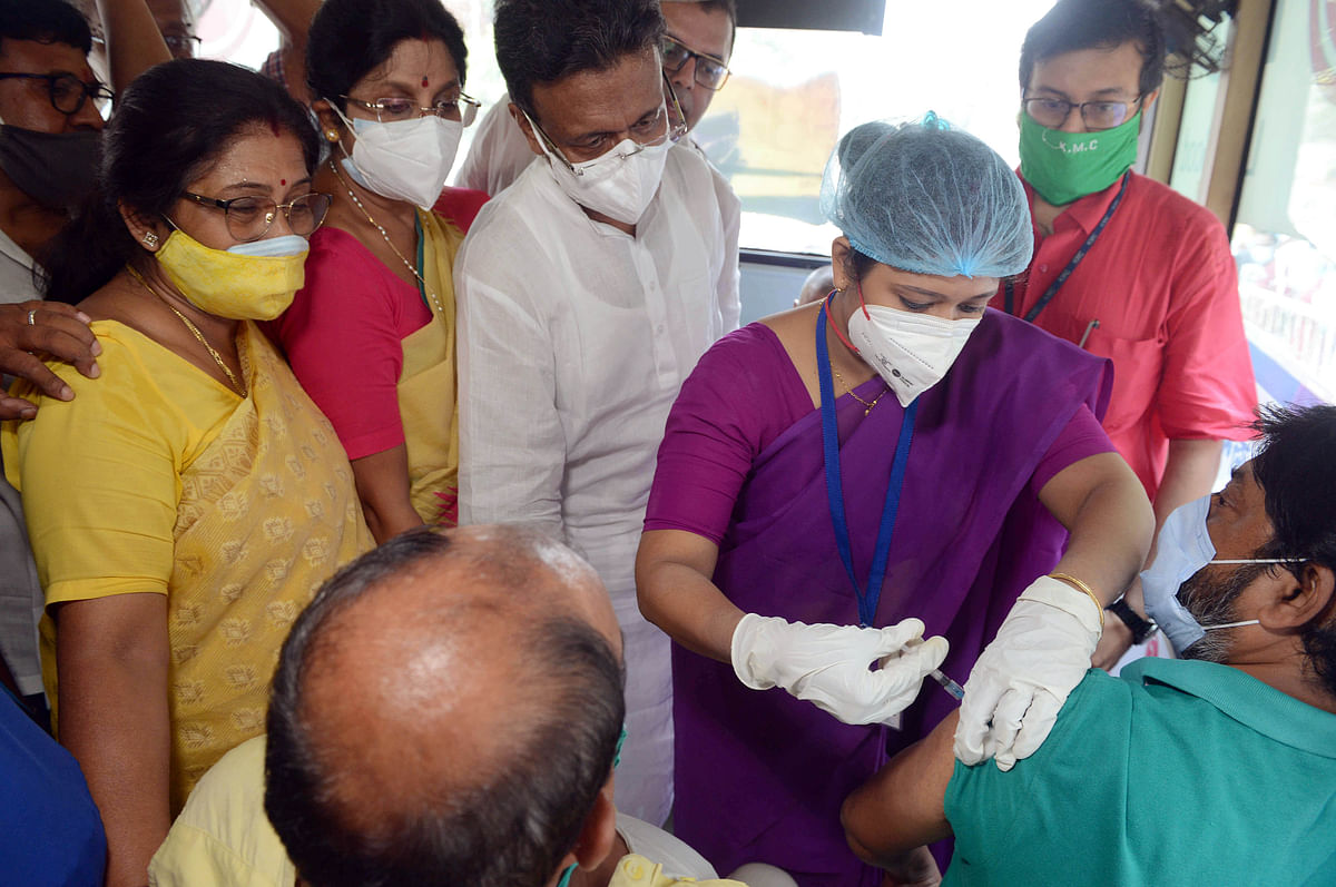 Ujjain: Vaccination centres in Khachrod tehsil attain 100% daily target, Covid care centre has no patients