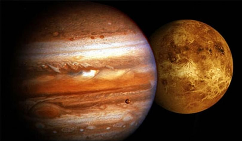 Life could exist in clouds of Jupiter, not Venus: Research