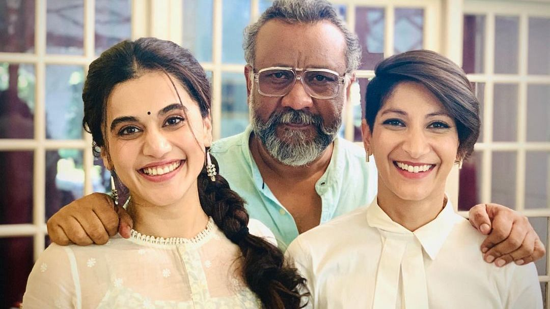 Anubhav Sinha's 'Thappad' starring Taapsee Pannu wins silver at Cannes Lions for 'Most Reported Trailer'