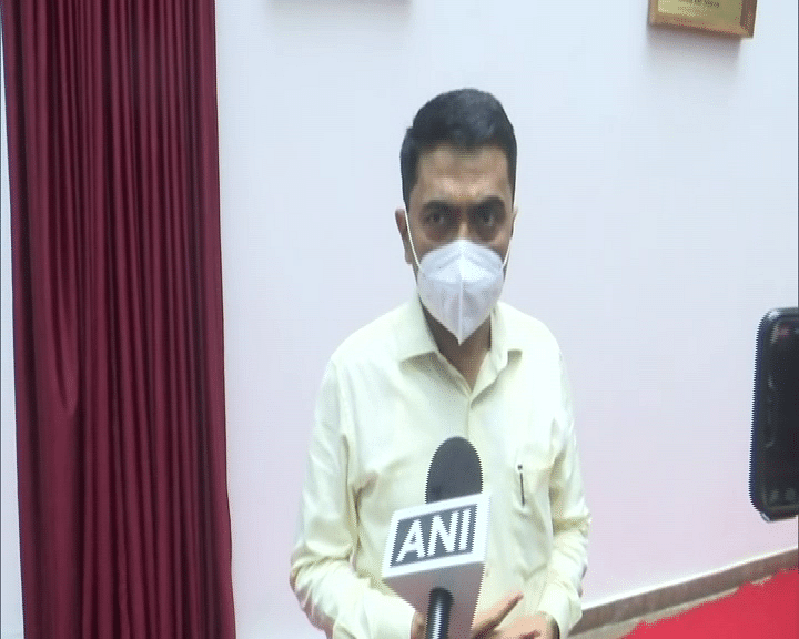 Only fully vaccinated individuals allowed to enter Goa: CM Pramod Sawant