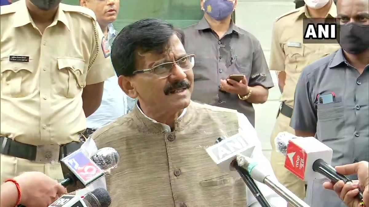 'Not a meeting of all opposition parties': Sanjay Raut on scheduled meet between Pawar and Rashtra Manch leaders today