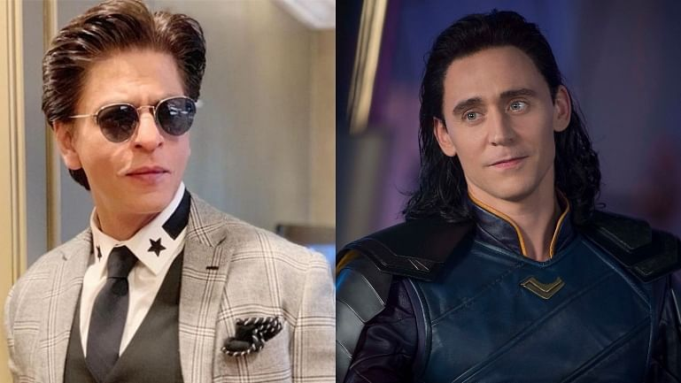 'You are kind, God of Mischief': Shah Rukh Khan reacts to Tom Hiddleston's viral video