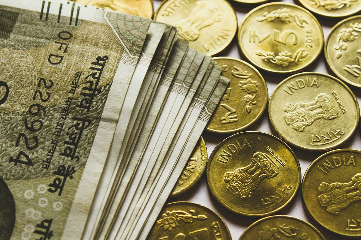 India's fiscal deficit at Rs 1.23 lakh cr in May, 8.2% of budget estimates