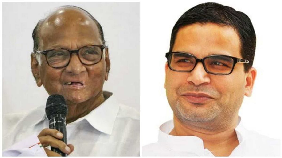 Prashant Kishor meets Sharad Pawar in Delhi; second meeting between the duo sparks speculation of possible nationwide alliance
