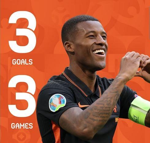 Euro 2020: Oranje shine on Pandev's farewell; Austria pip Ukraine to reach round of 16; Denmark and Belgium triumph