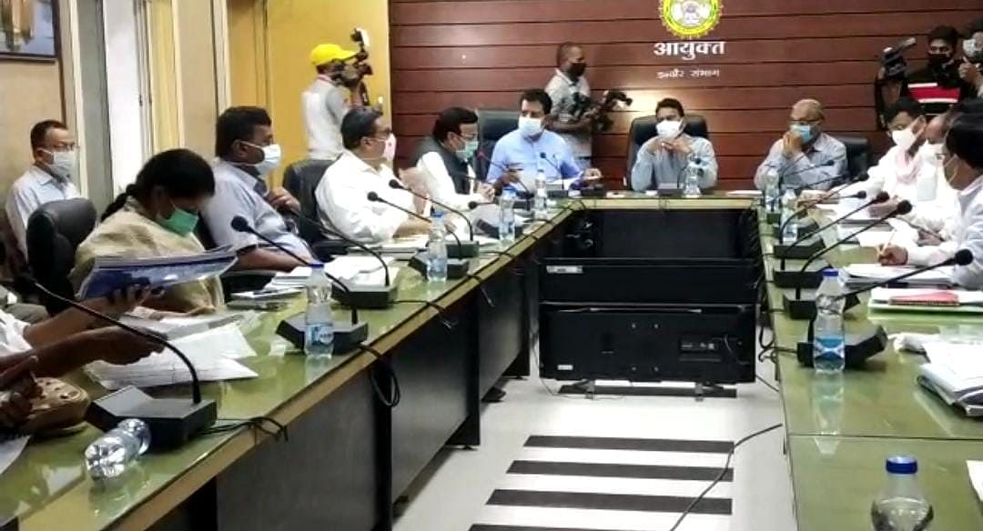 Indore: Fate of Bengali Square flyover to be decided on June 25