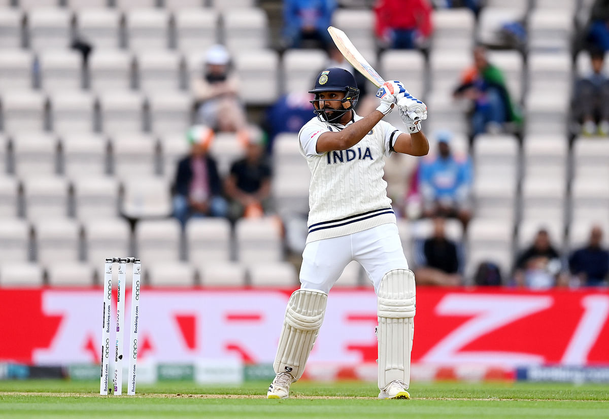 WTC Final Ind vs NZ Day 5 report: Kohli, Pujara hold fort after Rohit Sharma, Gill depart; India lead by 32 runs
