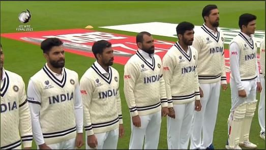 WTC Final: Indian team pays tribute to Milkha Singh, players wear black armbands