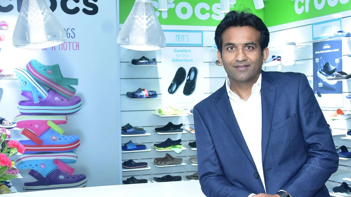 2020 was the best year ever; 2021 started on a similar uptrend: Crocs' VP Sumit Dhingra to BrandSutra