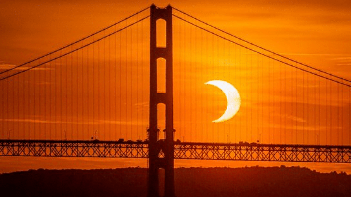 Watch: 'Ring of fire' solar eclipse leaves netizens awestruck; Twitter flooded with pictures and videos