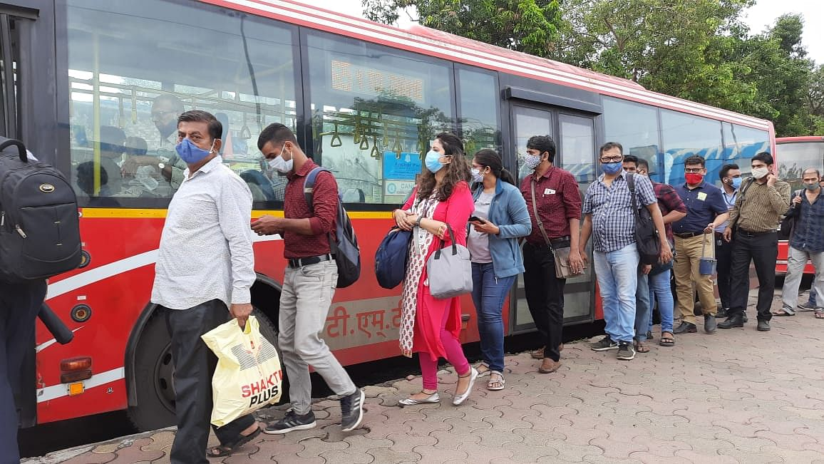 Bhopal: Intra-state services may hit from July 15, private bus owners seek permit tax waiver for lockdown days